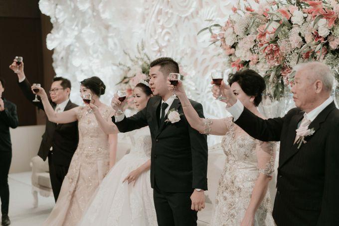 THE WEDDING OF DANIEL & METTA by AB Photographs - 034