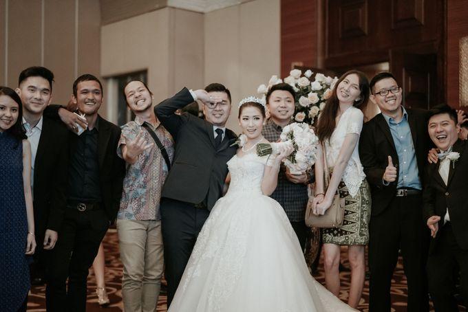 THE WEDDING OF DANIEL & METTA by AB Photographs - 035