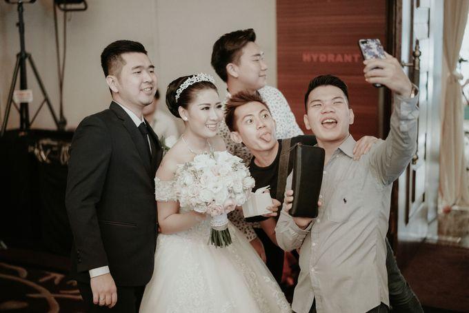 THE WEDDING OF DANIEL & METTA by AB Photographs - 036