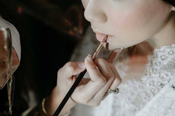 THE WEDDING OF DANIEL & METTA by AB Photographs - 002