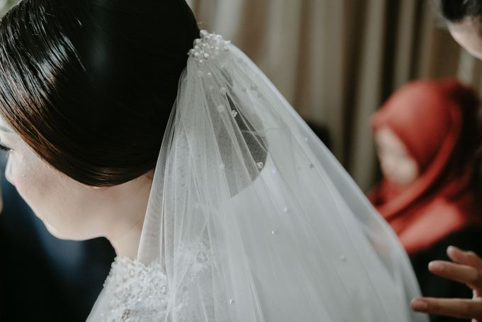 THE WEDDING OF DANIEL & METTA by AB Photographs - 003