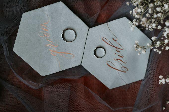 THE WEDDING OF DANIEL & METTA by AB Photographs - 007