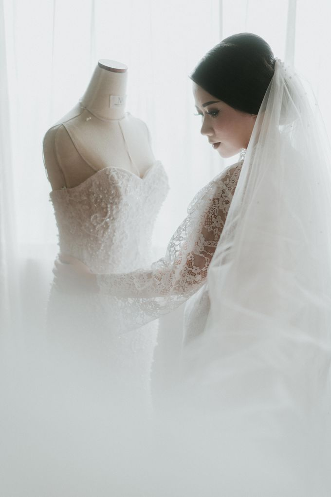 THE WEDDING OF DANIEL & METTA by AB Photographs - 008