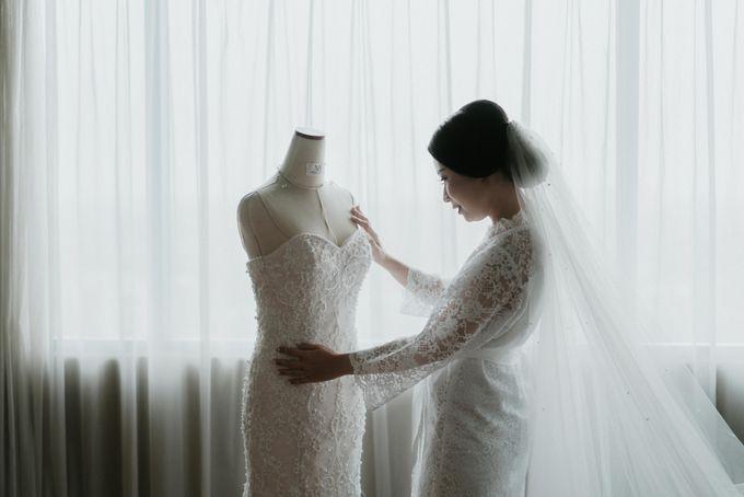 THE WEDDING OF DANIEL & METTA by AB Photographs - 010