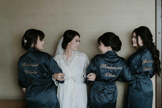 THE WEDDING OF DANIEL & METTA by AB Photographs - 012