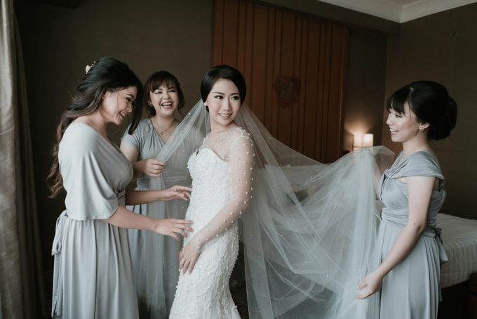 THE WEDDING OF DANIEL & METTA by AB Photographs - 015