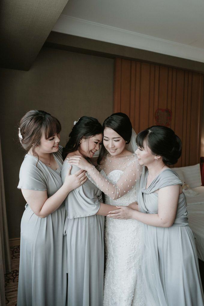 THE WEDDING OF DANIEL & METTA by AB Photographs - 016