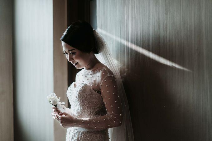 THE WEDDING OF DANIEL & METTA by AB Photographs - 017
