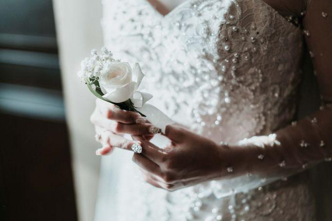 THE WEDDING OF DANIEL & METTA by AB Photographs - 018