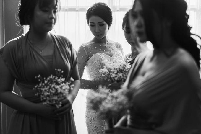 THE WEDDING OF DANIEL & METTA by AB Photographs - 019