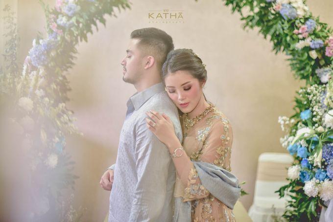 Romantic Engagement of Inda & Rino by Katha Photography - 011