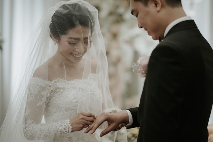 THE WEDDING OF HEPPIAN & JENNY by AB Photographs - 001