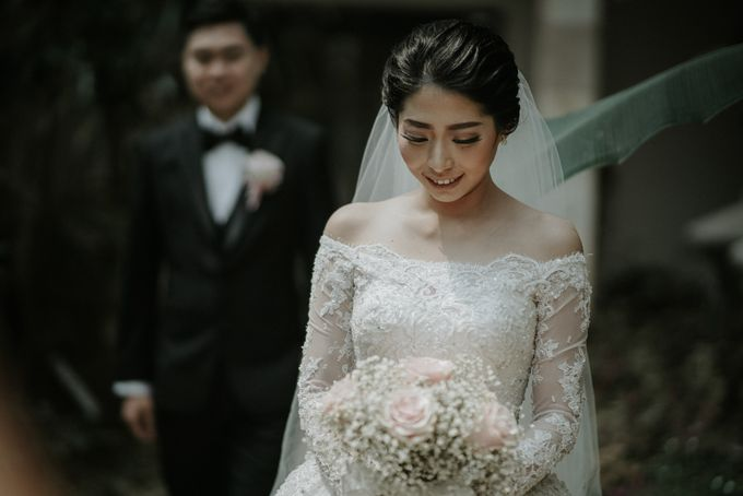 THE WEDDING OF HEPPIAN & JENNY by AB Photographs - 002