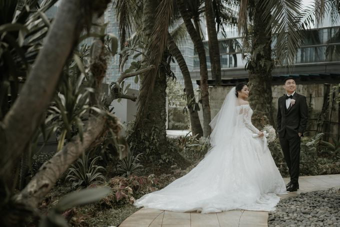 THE WEDDING OF HEPPIAN & JENNY by AB Photographs - 003