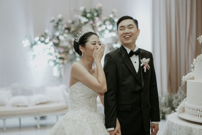 THE WEDDING OF HEPPIAN & JENNY by AB Photographs - 013