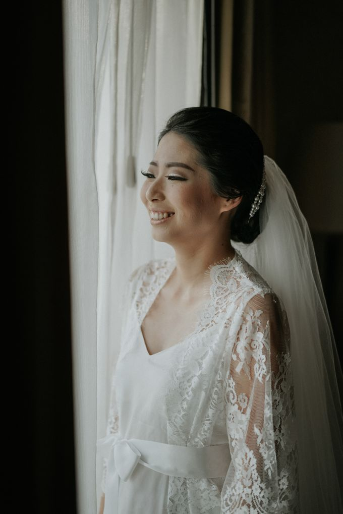 THE WEDDING OF HEPPIAN & JENNY by AB Photographs - 017