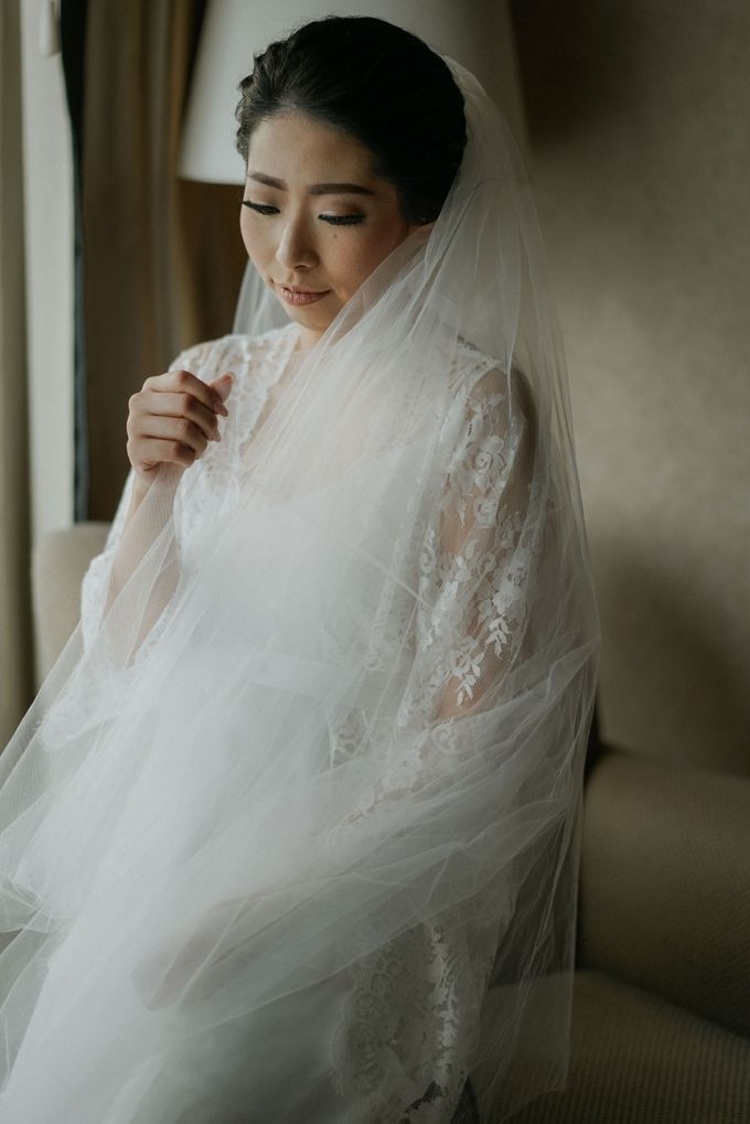 THE WEDDING OF HEPPIAN & JENNY by AB Photographs - 018
