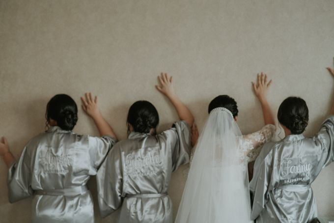 THE WEDDING OF HEPPIAN & JENNY by AB Photographs - 021