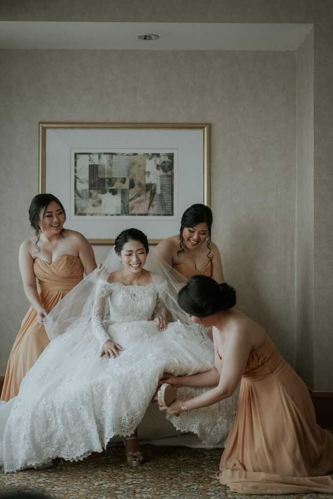 THE WEDDING OF HEPPIAN & JENNY by AB Photographs - 023