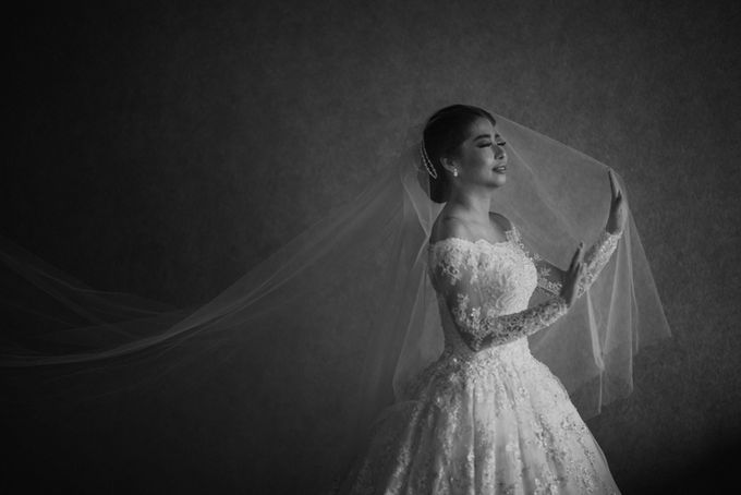 THE WEDDING OF HEPPIAN & JENNY by AB Photographs - 026