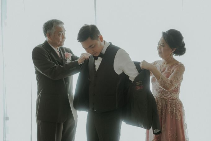 THE WEDDING OF HEPPIAN & JENNY by AB Photographs - 030