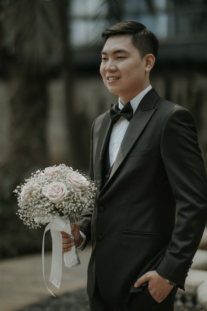 THE WEDDING OF HEPPIAN & JENNY by AB Photographs - 031