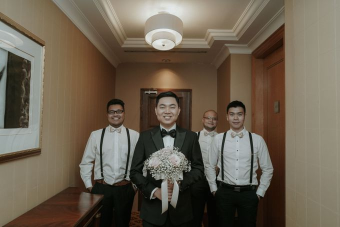 THE WEDDING OF HEPPIAN & JENNY by AB Photographs - 033