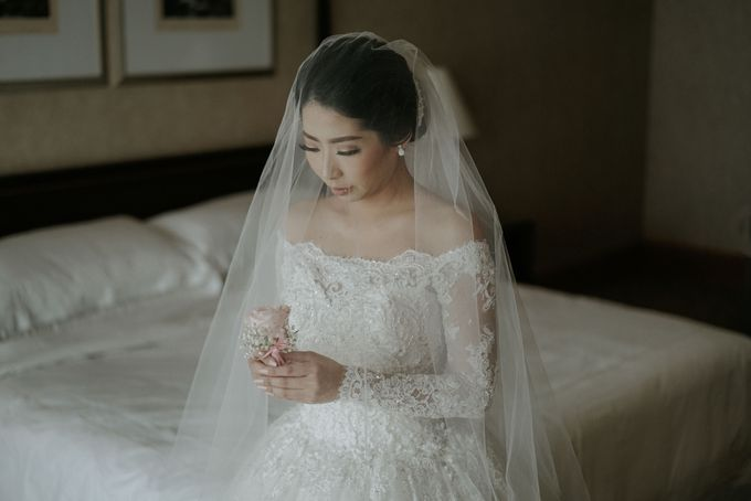 THE WEDDING OF HEPPIAN & JENNY by AB Photographs - 034