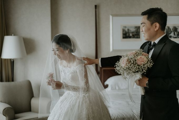 THE WEDDING OF HEPPIAN & JENNY by AB Photographs - 035
