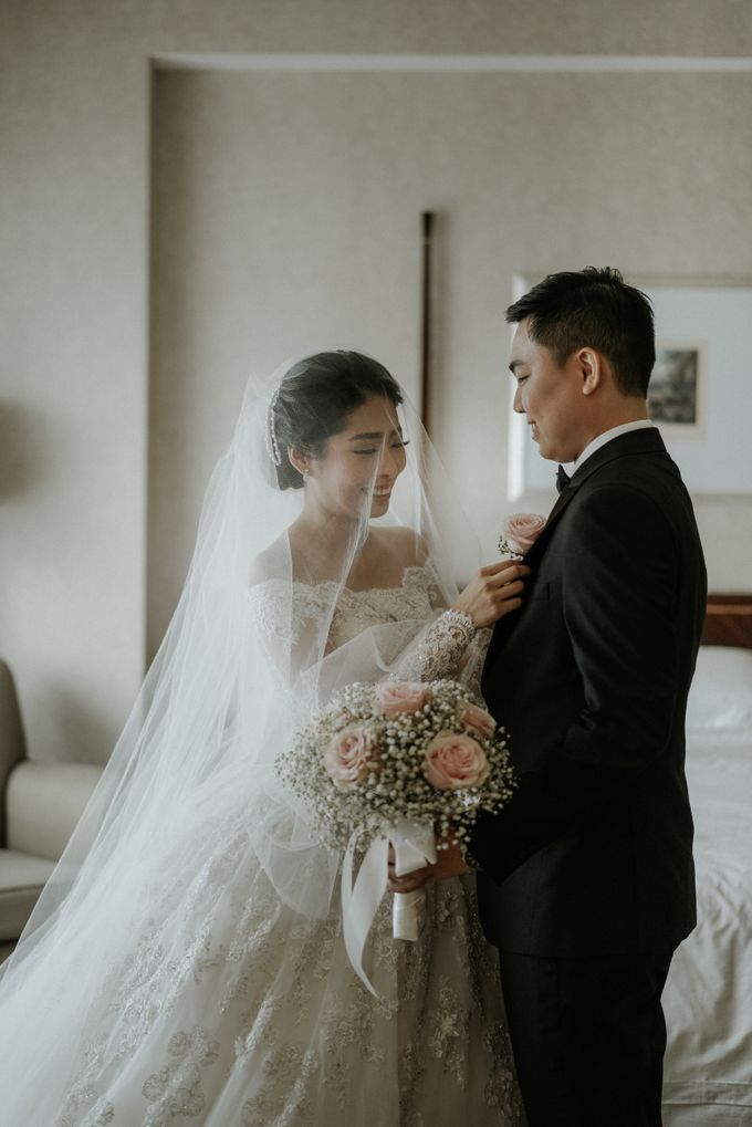 THE WEDDING OF HEPPIAN & JENNY by AB Photographs - 036