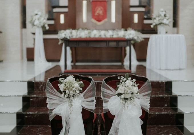 THE WEDDING OF KEVIN & MIKHAL by AB Photographs - 009