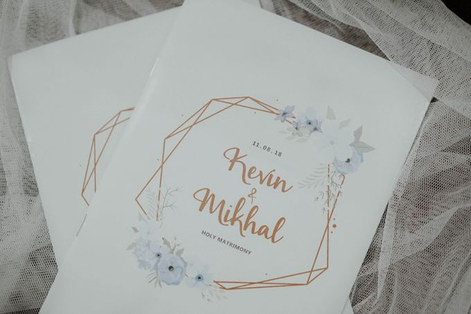 THE WEDDING OF KEVIN & MIKHAL by AB Photographs - 010