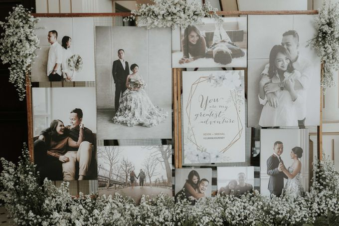 THE WEDDING OF KEVIN & MIKHAL by AB Photographs - 011