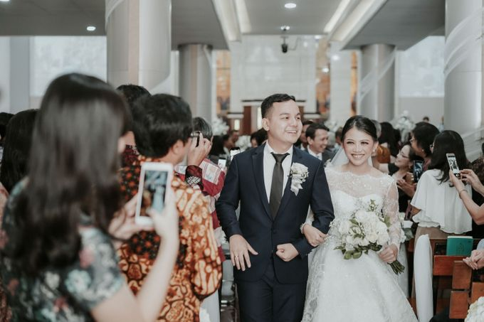 THE WEDDING OF KEVIN & MIKHAL by AB Photographs - 015