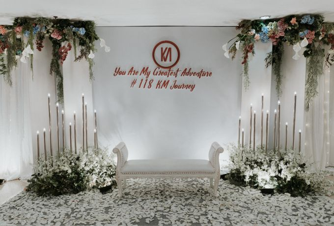 THE WEDDING OF KEVIN & MIKHAL by AB Photographs - 018