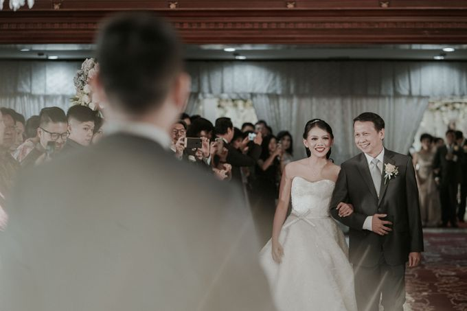 THE WEDDING OF KEVIN & MIKHAL by AB Photographs - 022