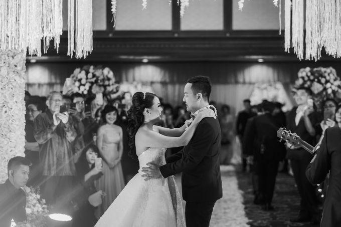 THE WEDDING OF KEVIN & MIKHAL by AB Photographs - 023