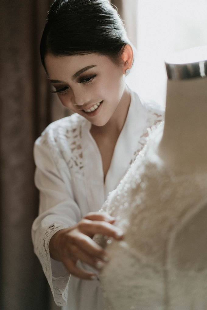 THE WEDDING OF KEVIN & MIKHAL by AB Photographs - 005