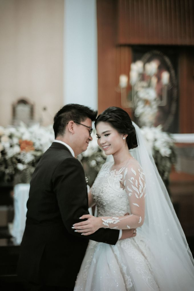 THE WEDDING OF MARCEL & KEZIA by AB Photographs - 029