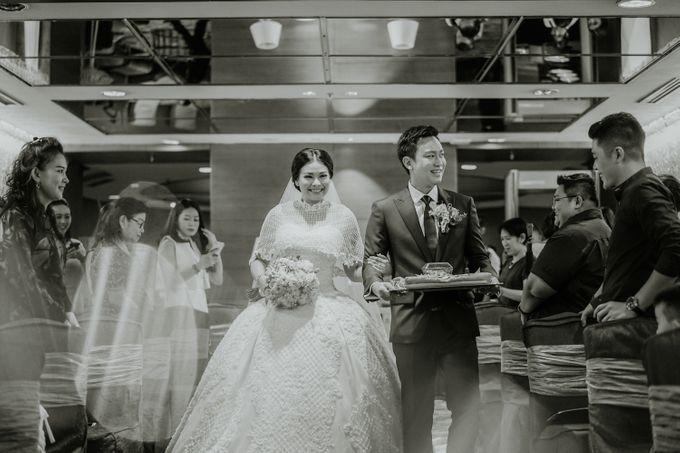 THE WEDDING OF TEDY & JAZREEL by AB Photographs - 021