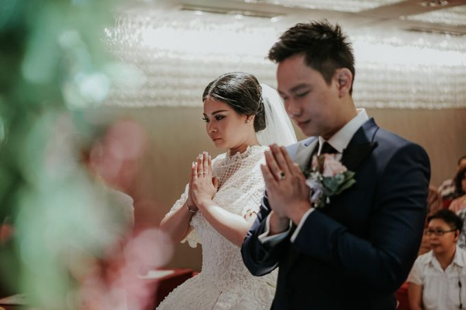 THE WEDDING OF TEDY & JAZREEL by AB Photographs - 022