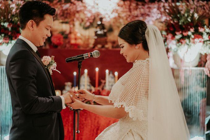 THE WEDDING OF TEDY & JAZREEL by AB Photographs - 023