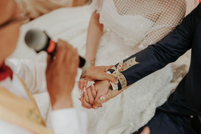 THE WEDDING OF TEDY & JAZREEL by AB Photographs - 024