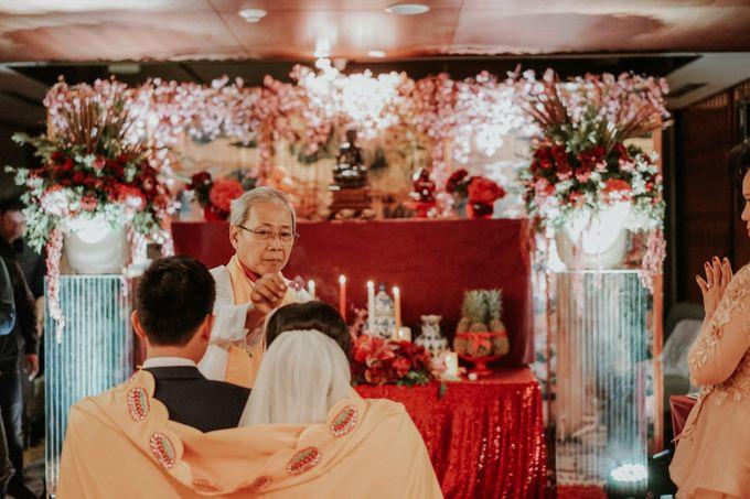 THE WEDDING OF TEDY & JAZREEL by AB Photographs - 025