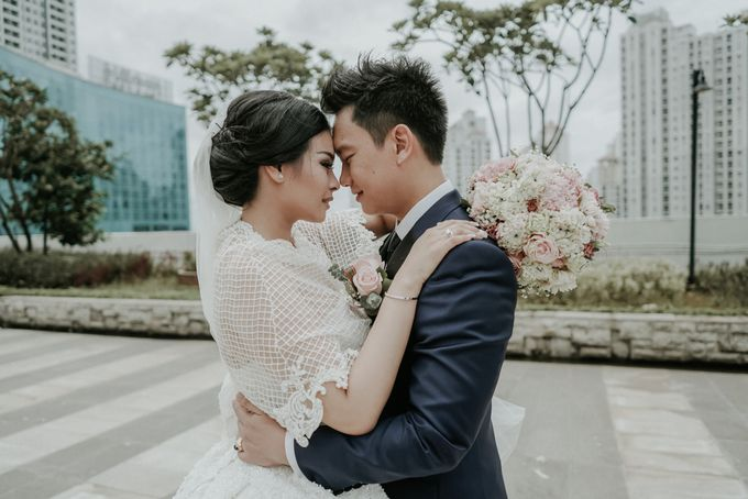 THE WEDDING OF TEDY & JAZREEL by AB Photographs - 026