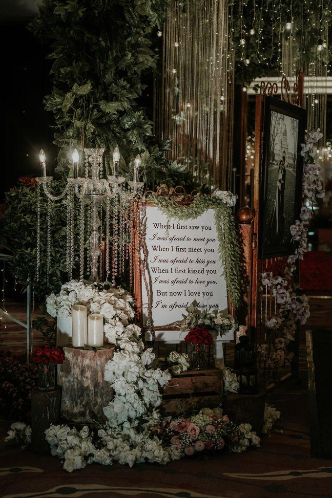 THE WEDDING OF TEDY & JAZREEL by AB Photographs - 029
