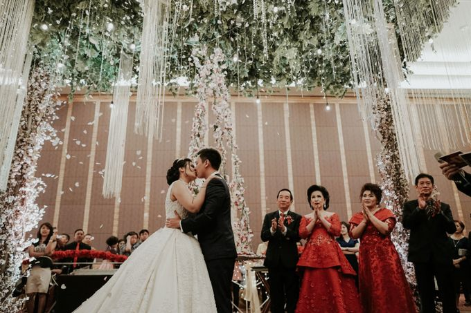 THE WEDDING OF TEDY & JAZREEL by AB Photographs - 035