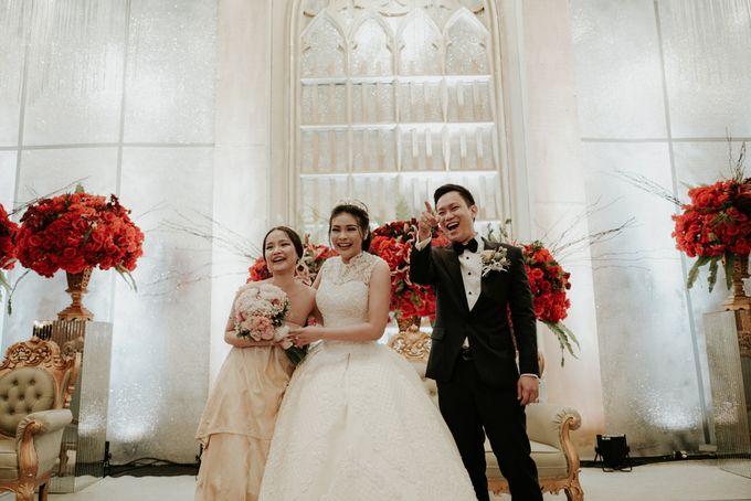 THE WEDDING OF TEDY & JAZREEL by AB Photographs - 038