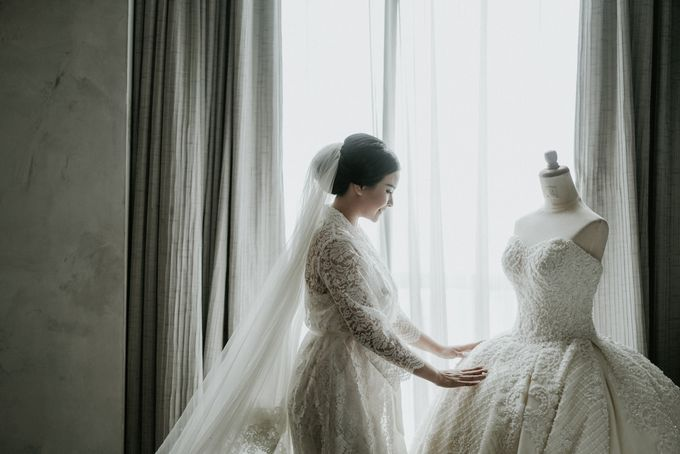 THE WEDDING OF TEDY & JAZREEL by AB Photographs - 003