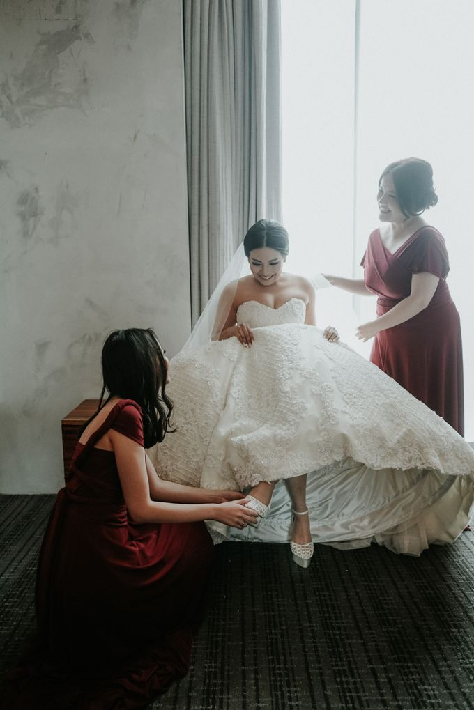 THE WEDDING OF TEDY & JAZREEL by AB Photographs - 004